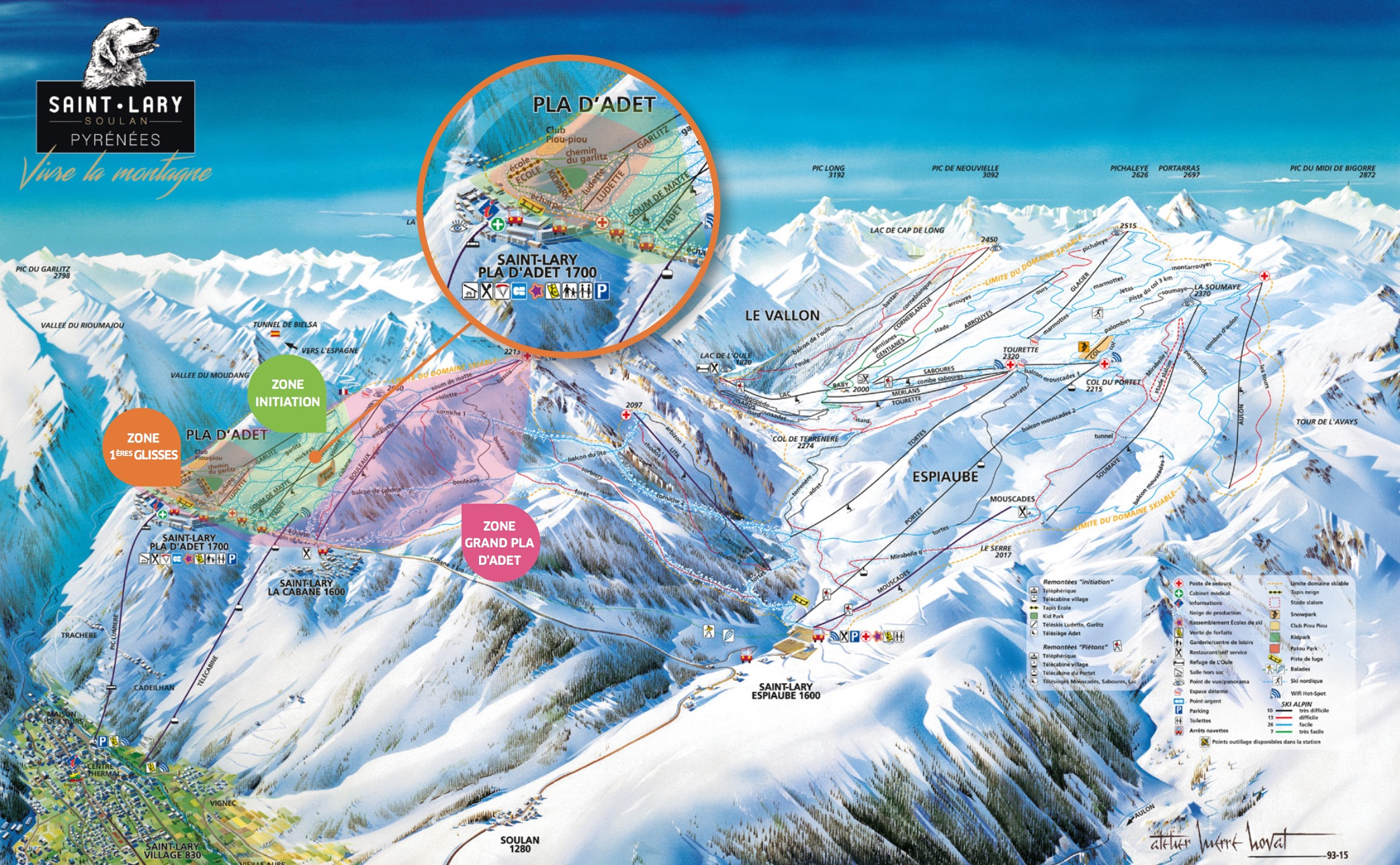saint-lary-piste-map