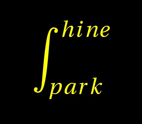 The logo of Spark & Shine